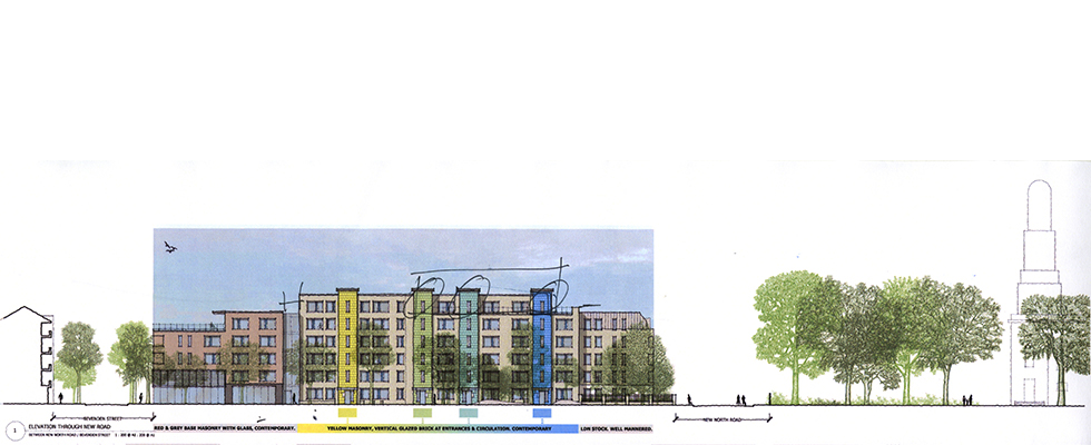 New North Road, Mixed Use Community. image 4
