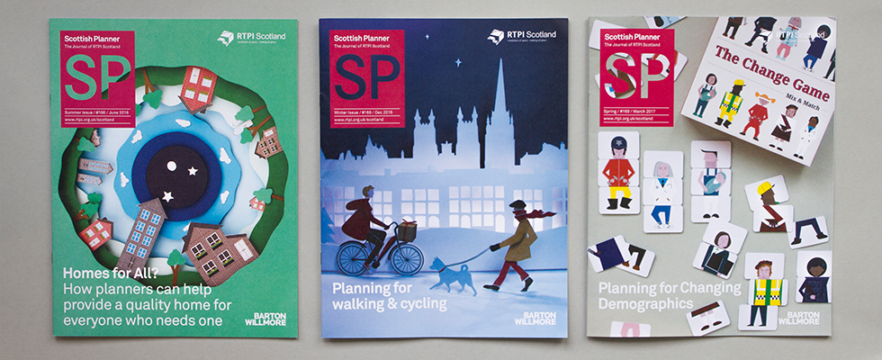 Scottish Planner Magazine image 1