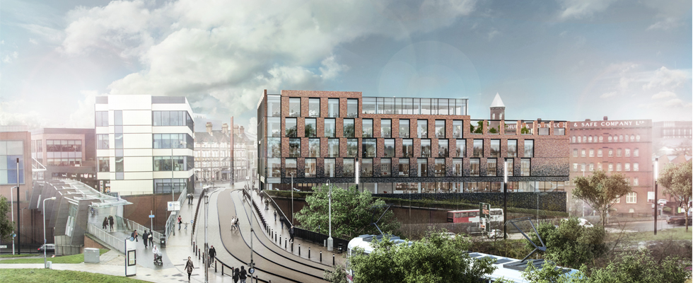 Wolverhampton Interchange Design Competition image 3