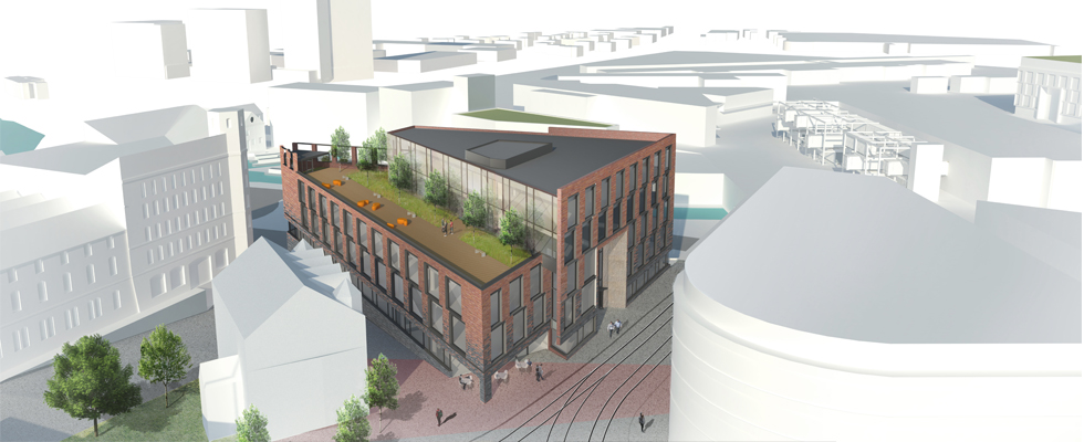 Wolverhampton Interchange Design Competition image 1