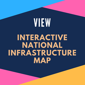View - Interactive National Infrastructure map