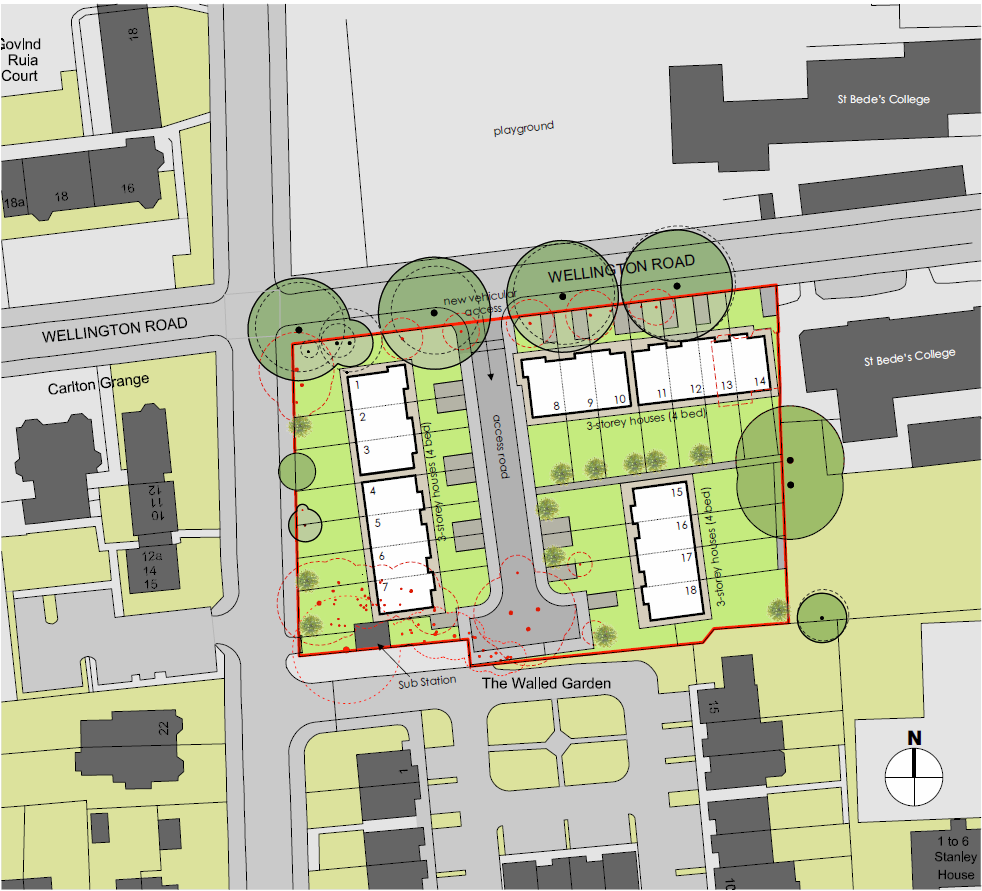 Barton Willmore - Planning permission gained for St Bede's